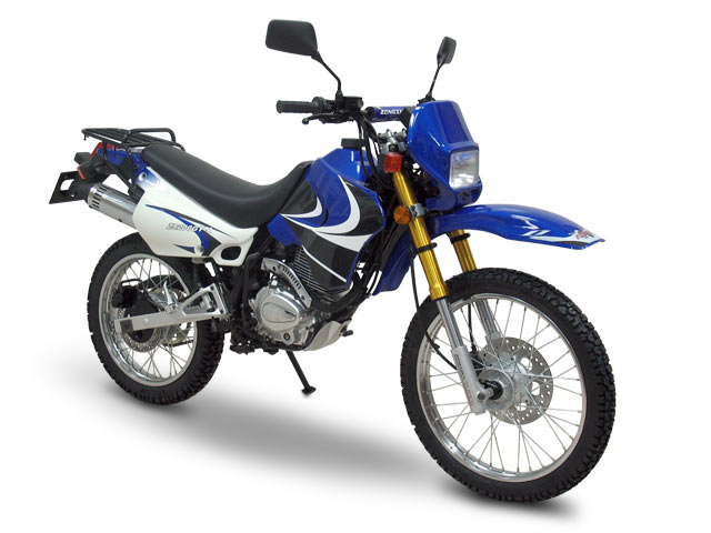 ZONGSHEN MX 200R Cross