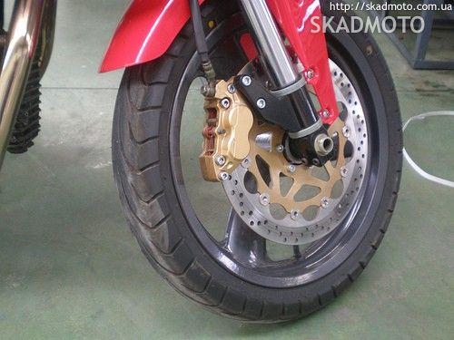 Spark 500 - Переднее колесо